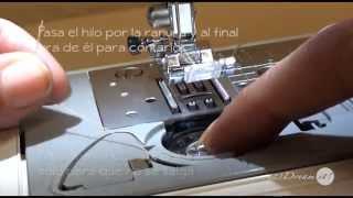 Como Enhebrar tu Máquina de Coser
