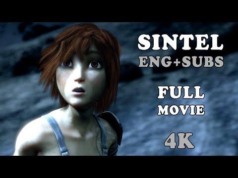 Sintel (Full Movie) - English Fantasy Animated Film with Subtitles