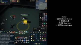 RuneScape | Imperial Guard Akh Slayer Task (w/ Mage)