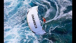 Extreme Kitesurfing In Cloudbreak, Maui & Indonesia - Patri McLaughlin