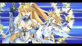 Artoria Pendragon  - (Fate/Grand Order) - Fate/Grand Order : Artoria Pendragon Ruler (Summer) Battle and NP Preview
