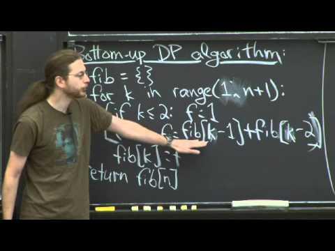 19. Dynamic Programming I: Fibonacci, Shortest Paths - YouTube