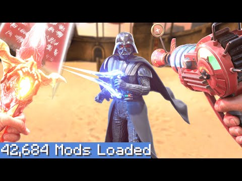 Blade and Sorcery VR but I downloaded every single mod 6