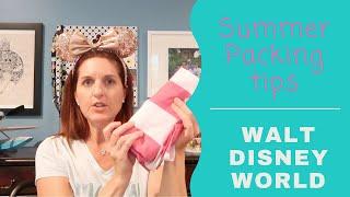 Summer Tips for Walt Disney World 2018!