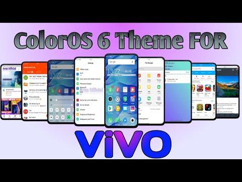 Coloros 6 Theme Download