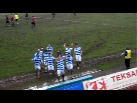 Castiglione – Pro Patria 0-2: il gol di Polverini