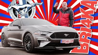 Ford Mustang VI Gen|Test and Review| Bri4ka.com