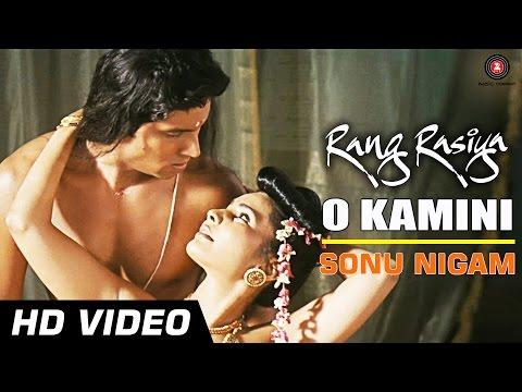 O Kamini - Rang Rasiya Video Song   Randeep Hooda & Rashaana Shah