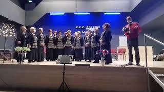 Čestitka dr. Tomaža Rožena ob 15-letnici delovanja Ženskega pevskega zbora Solzice
