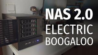 14TB Home Server/NAS Build – Small, quiet & power efficient