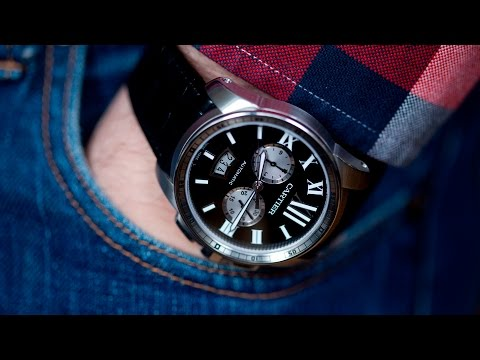 A Week On The Wrist: The Calibre De Cartier Chronograph