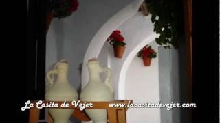 preview picture of video 'Apartamento Casa Rural Alojamiento en Vejer de la Frontera La Casita'
