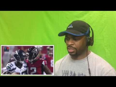 Seahawks vs. Falcons | NFL Divisional Game Highlights | Reaction