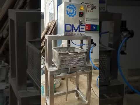 paneer press machine
