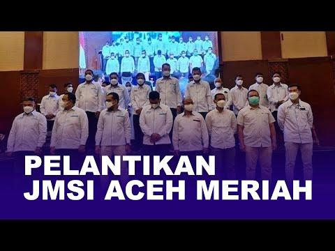 Pelantikan JMSI Aceh Meriah