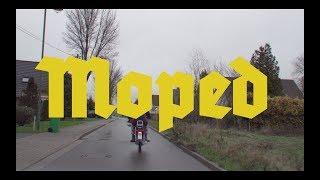 VÖGEL DIE ERDE ESSEN<br>Moped