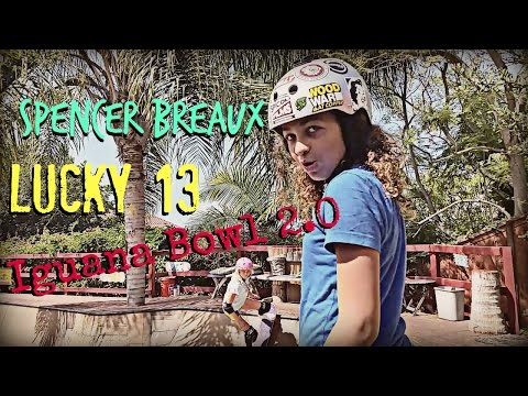Episode 13: Spencer Breaux checks in at Iguana Bowl 2.0 - 'The Bryce and Brighton Show!' (Season 2)