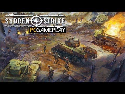 Sudden Strike 4 Gameplay (PC HD)