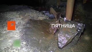 Как боевики решили затапливать радиоактивные шахты - Антизомби