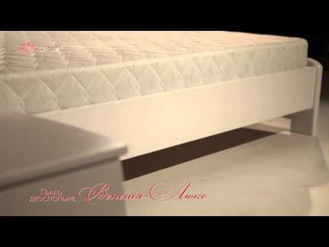 """Ліжко """"Венеція Люкс"""""""