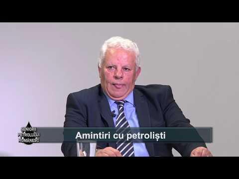 Seniorii Petrolului Românesc Marian Costache 08 12 2018