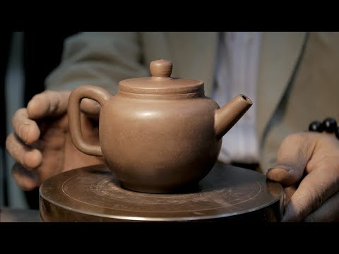Making an Yixing Teapot [5:28]