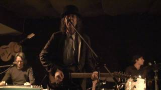 "Nick Woodland Band @ the  Village  Habach       "" New Pony """
