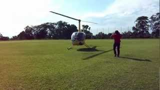 preview picture of video 'Andando de helicóptero em Horizontina-RS'