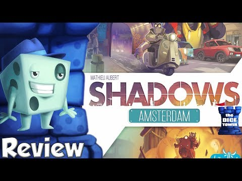 Shadows: Amsterdam Review - with Tom Vasel