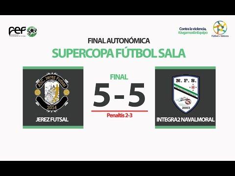 Jerez FS - Intregra2 Navalmoral FS - Supercopa de Extremadura de Fútbol Sala 2018