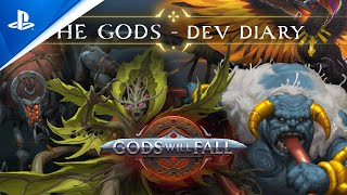 PlayStation Gods Will Fall - Dev Diary #1 | PS4 anuncio
