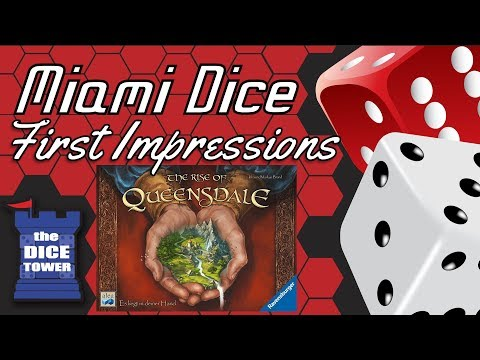 Miami Dice - First Impressions: The Rise of Queensdale