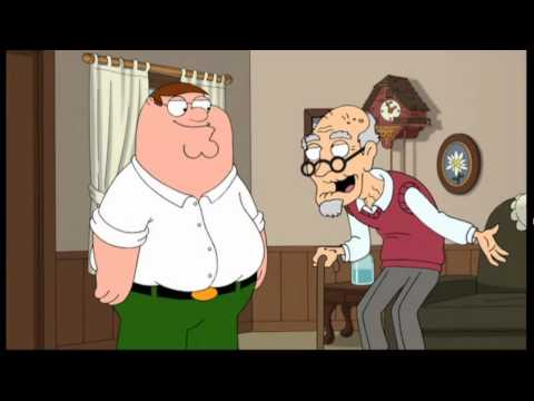 Family Guy Season 11 - Deleted Scenes - Part 2 of 3