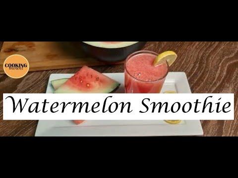 Watermelon Smoothie Drink
