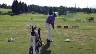 [HD] Anirban Lahiri Golf swing