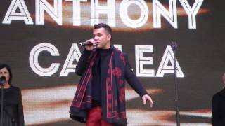 Anthony Callea - Man In The Mirror live at Royal Melbourne Show 2016