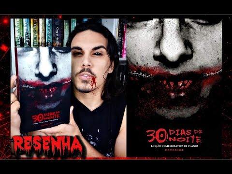 Resenha 30 DIAS DE NOITE (DarkSide Books)