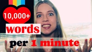 HOW TO LEARN 10000 new WORDS in RUSSIAN Language PER 1 MINUTE?