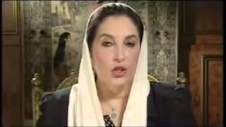 Benazir Bhutto Says Osama Bin Laden Dead In 2007