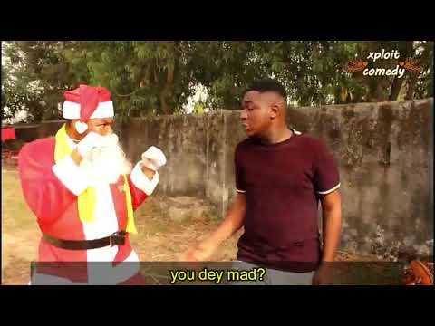 SANTA CLAUSE  VS  FATHER CHRISMAS 🤣🤣 (Xploit Comedy)