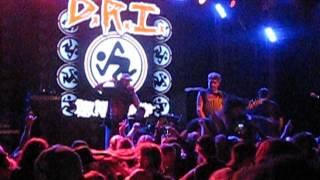 D.R.I. - Thrashard (Live in Calgary)