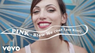 P!nk - Blow Me (One Last Kiss)[Official Lyric Video] - YouTube