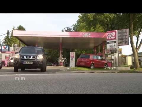 Über die technische Dienstordnung auf die Benzine