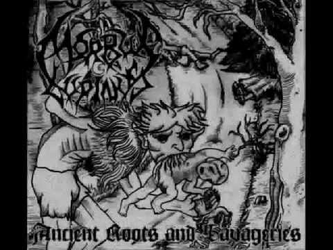 Morbus Lupinus - Ancient Roots and Savageries EP 2012(promo video)