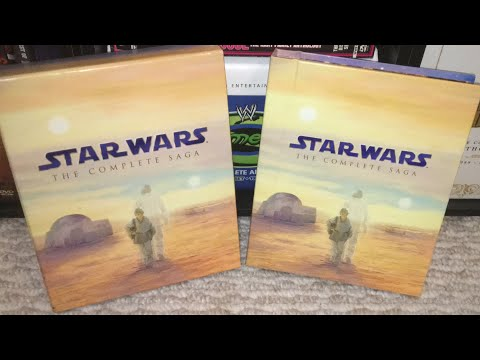 Star Wars The Complete Saga Blu-Ray Review