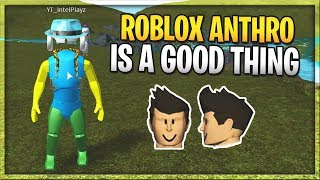 ANTHRO IS HERE AND I LIKE IT   Roblox