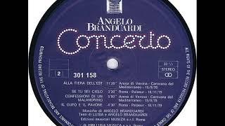 Angelo Branduardi - Il Gufo E Il Pavone (Concerto 1980)