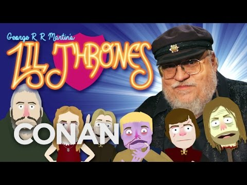 What If Game Of Thrones Were Animated?