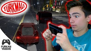 ASFALT AĞLADI BE :D - Türk Yapımı Oyun! (Traffic Driver)