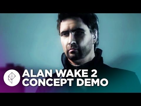 A Look At What Alan Wake 2 Could Have Been